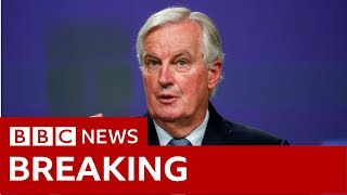 Barnier: Brexit Deal is result of 'intensive work' - BBC News