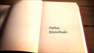 Gotthold Ephraim Lessing: Nathan der Weise, Fünfter Aufzug, Vierter Auftritt. Lesung vom Vorleser.