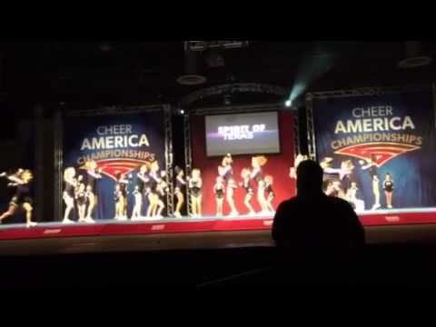Spirit of Texas youth 2- Purple Hearts Cheer America Finals
