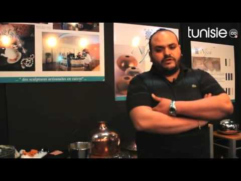 Société NJEH ART   l'artisanat du cuivre martelé   Tunisie   Découverte   Actus Tuniscope