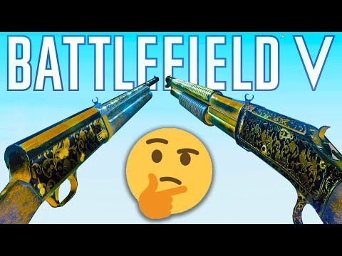 Fully Upgraded SHOTGUNS Are they good? Battlefield 5 |
