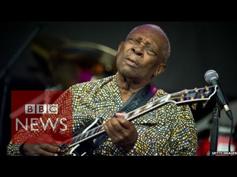 BB King on life, blues, Lucille & U2 (2009) - BBC News