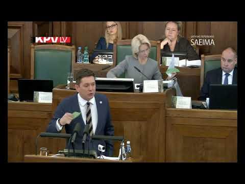 Rasnača čekisti aiztur A.Kaimiņu izmainot balsojumu 21.6. ANO firmā Saeima