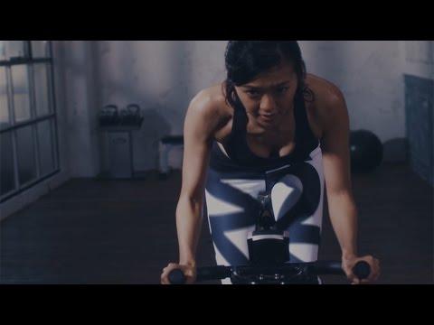榮倉奈々、トレーニング中の体や汗にフィーチャー アディダス「I GOT THIS~まだいける。もっとできる。~」コンセプトムービー #Nana Eikura #Adidas