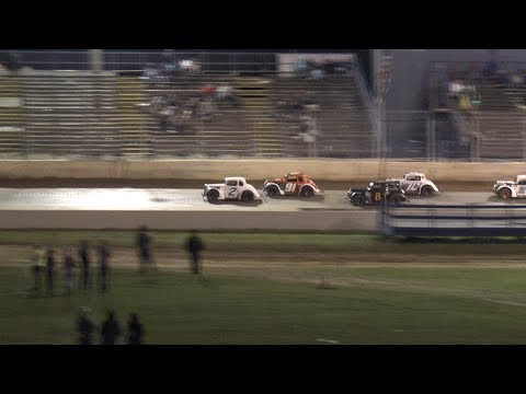 Florence Speedway | 9/30/17 | Ohio Valley Roofer Legends Car Series | Feature