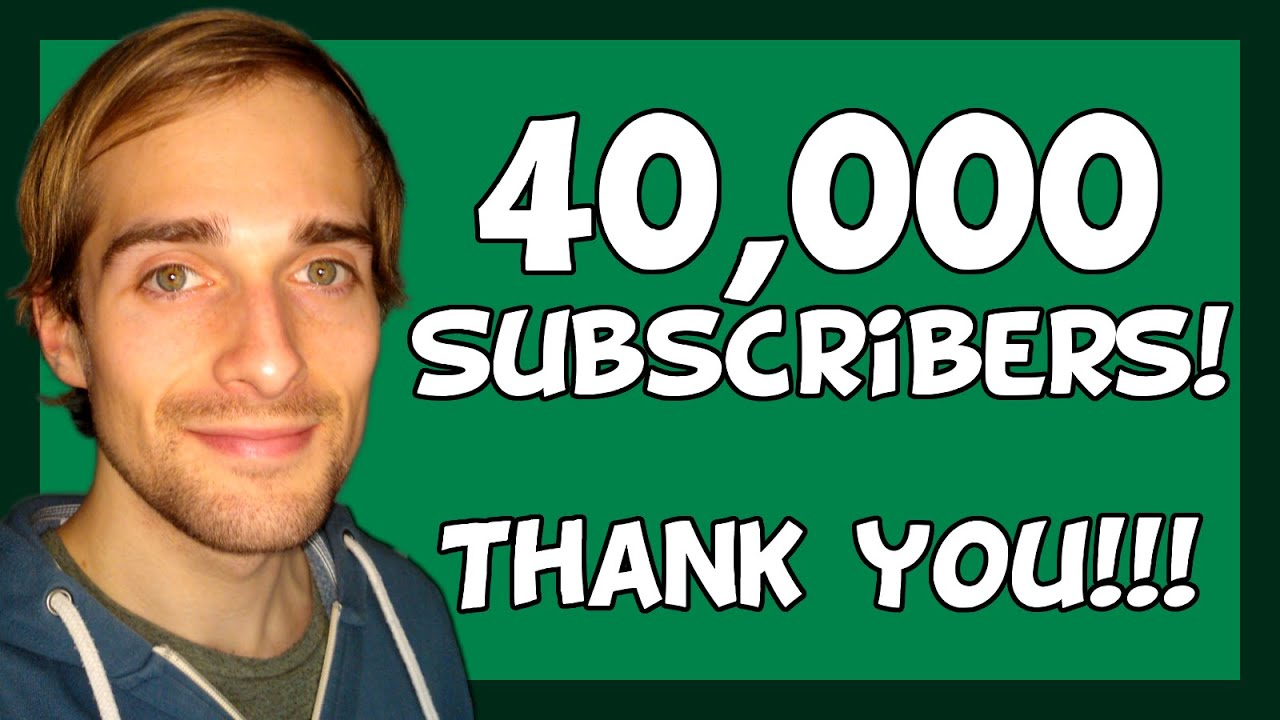 40000 pageviews thank you - photo #20