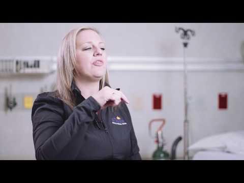 A Sunrise Hospital Trauma ICU nurse reflects on a 17 hour care vigil