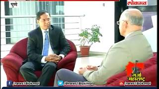 Bedhadak 01 may 18 Anand Deshpande interview with Dr.uday Nirgudkar