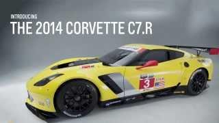 Chevrolet Corvette C7.R 2014 Videos