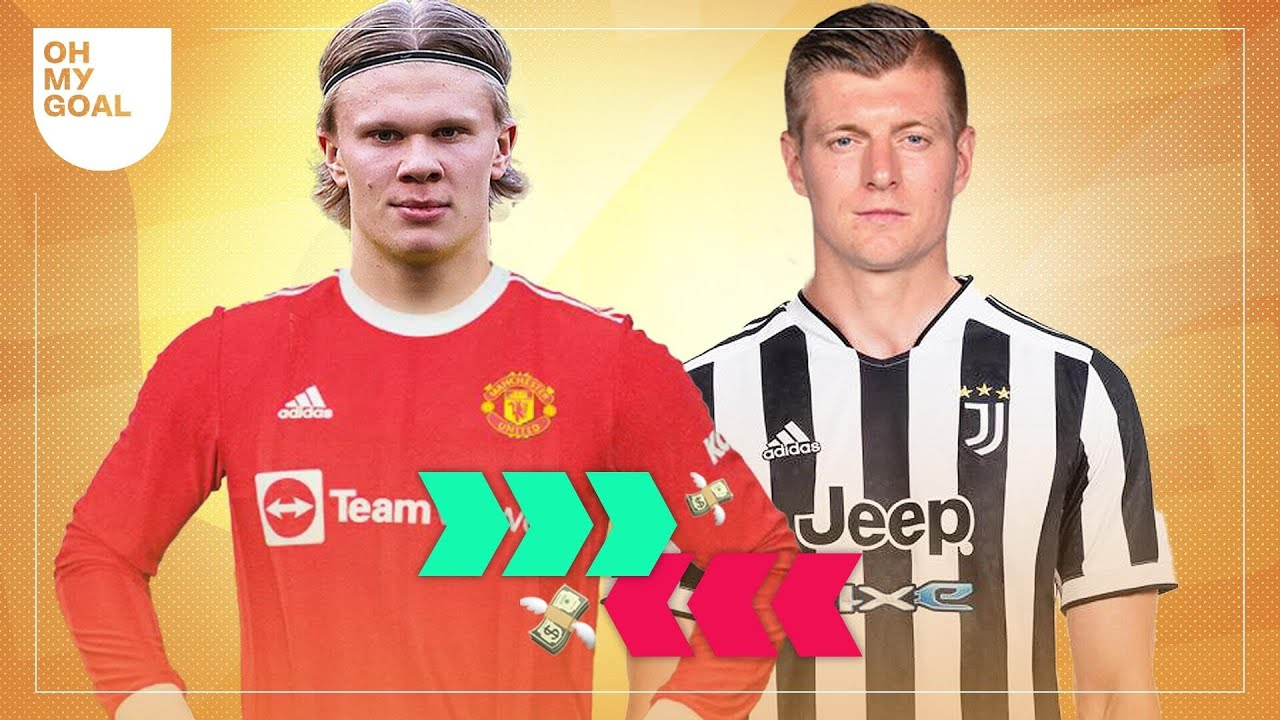 Manchester United's secret weapon to sign Haaland | Let's Talk Transfers