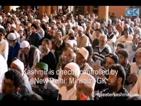 Kashmir is directly controlled by New Delhi: Mirwaiz
