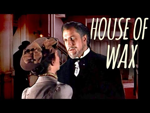 What is the message behind House of Wax?