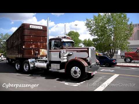 ATHS Truck Show 2019, Going Home