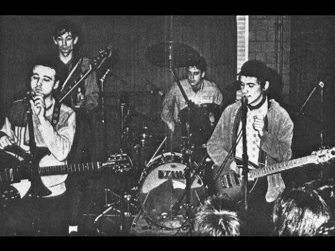 "Television Personalities - Live, ""Versuchsfeld"", Hamburg, 08.05.1982 (audience recording, lo fi)"