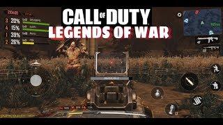 CALL OF DUTY : LEGENDS OF WAR | MULTIPLAYER MODE