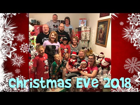 Derek and Leisl Christmas Eve Special 2018