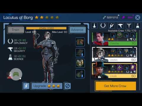 Star Trek: Timelines Locutus of Borg