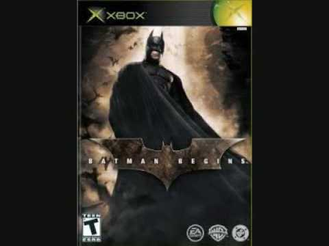 Batman Theme Tab by Misc. Soundtrack - Track 1 - Overdriven Guitar