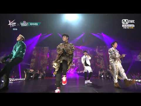 Live HD   150423 마이네임