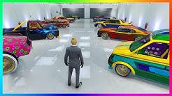 TOP 5 Benny's Customs DLC Cars & Vehicles In GTA Online! (GTA 5 Best Cars)