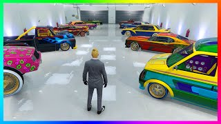 TOP 5 Benny's Customs DLC Cars \u0026 Vehicles In GTA Online! (GTA 5 Best