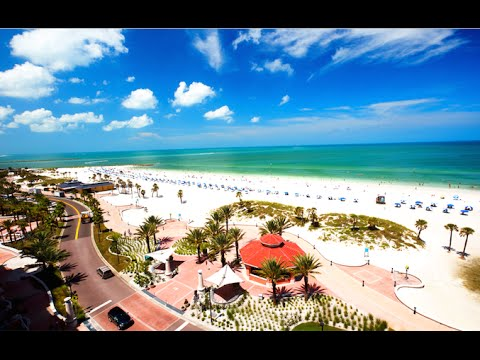 Clearwater Beach Florida USA