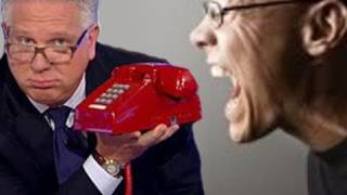 Glenn Beck Screaming At Caller