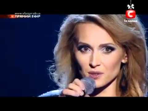 Видео: Аида Николайчук 31.12.2011.Гала-концерт шоу Х-Фактор.mp4