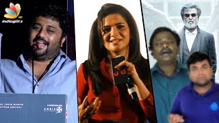 Gnanavel Raja sarcastic call to all movie reviewers to form committee | DD speech @ Magalir Mattum