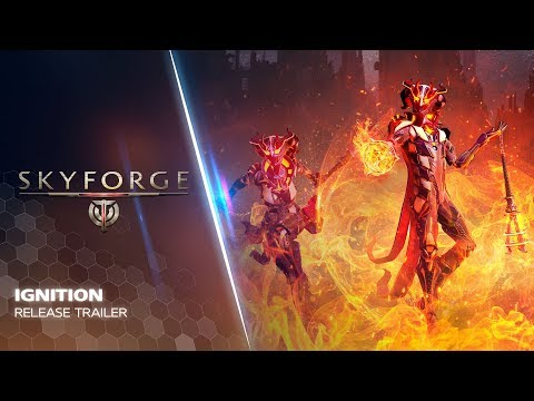 Skyforge Ignition Update Live - MMORPG com