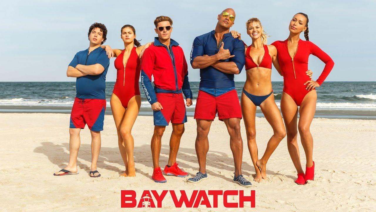 Спасители на плажа / Baywatch (2017) - първи трейлър с български субтитри