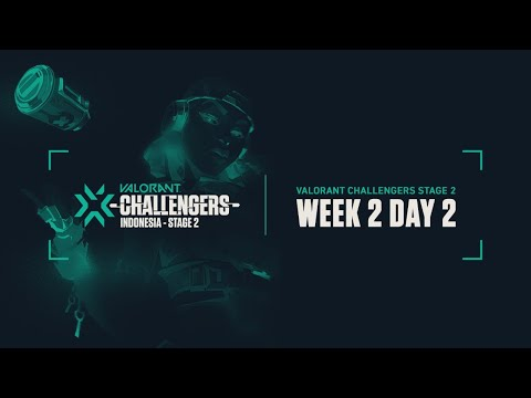 2021 VCT Stage 2 - Challengers Indonesia - Week 2 Main Event - Hari ke - 2