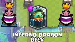 deck dragon de l enfer inferno dragon deck coffre lgendaire