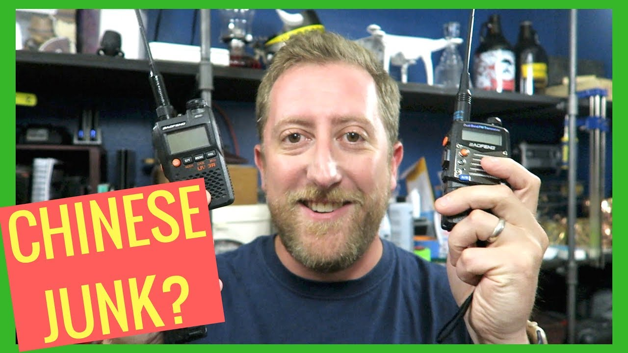 Two-Way VHF/UHF Radios May Not Be Imported, Advertised, Or Sold In
