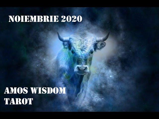 Tarot Horoscop - Taur - Noiembrie 2020