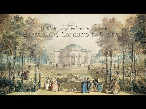 W.F. Bach: Harpsichord Concerto in D minor