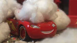 Disney Pixar Cars 3 Finish Line Pranks Remake   Stop Motion Remake!