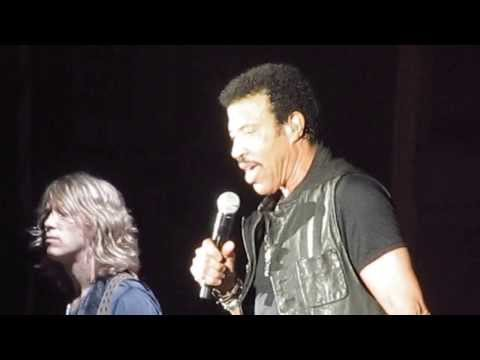 Lionel Richie, The Only One