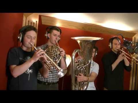 Biffy Clyro Brass Cover - Opposite - Vigilante Brass
