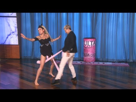 Ellen Looks Back at Her Favorite Moments from Breast Cancer Awareness Month