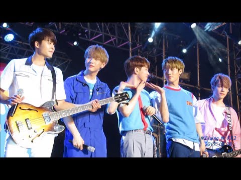 \m/ [Fancam] 20171028 N.Flying 엔플라잉 @ Manila K-pop Republic 2 (full) \m/
