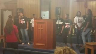 No More Violence Gospel Youth Choir @ True Foundation Baptist …