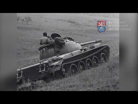 Ukázka bojové techniky (1958)