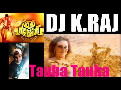 TAUBA TAUBA Sardar Gabbarsingh ARABIC VERSION REMIX
