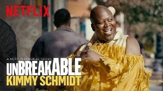 Titus Andromedon -  Hold Up (Lemonade Parody from Unbreakable Kimmy Schmidt)