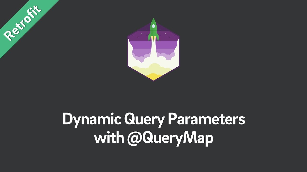 Retrofit 2 — Add Multiple Query Parameter With QueryMap