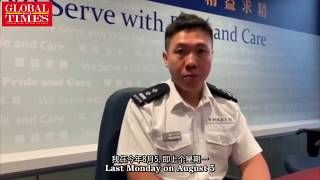 Young HK police critically injured by rioters shares with media what truly happened