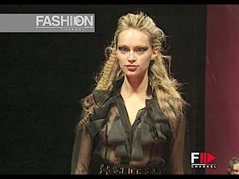 GATTINONI Fall 2000/2001 Milan - Fashion Channel