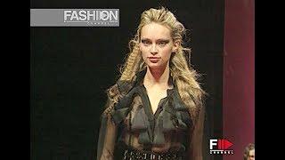 GATTINONI Fall 2000/2001 Milan - Fashion Channel