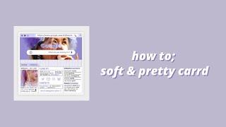 soft & pretty carrd tutorial! screenshot 5
